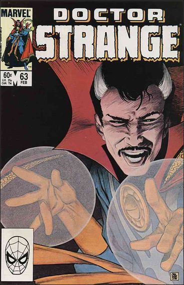 Doctor Strange (2nd Series) 63 (Marvel/1974 Series)