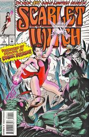 SCARLET WITCH #1 + VISION #1 Lot (Marvel)
