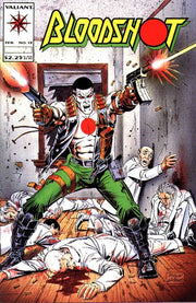 BLOODSHOT Vol.1 Lot (Valiant/1993 Series)