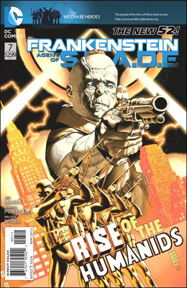 Frankenstein, Agent of S.H.A.D.E.-7 (DC/New 52)
