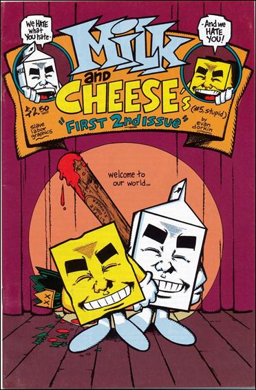 Milk and Cheese (1991 Number Five)