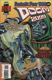 DOOM 2099 Lot (Marvel/1993)