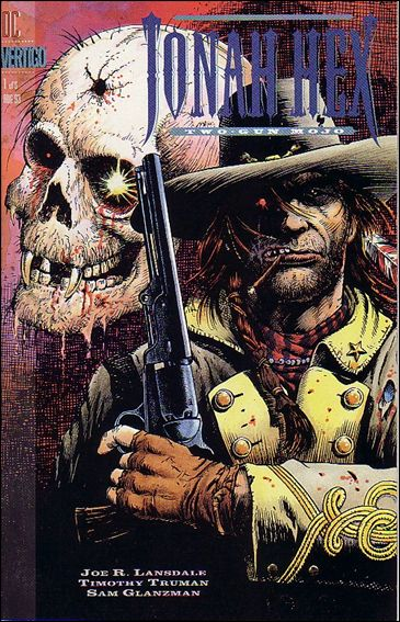 Jonah Hex: Two-Gun Mojo-1