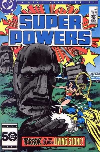 Super Powers 03 (1985 2nd Series)*FINE++