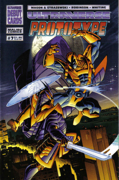 PROTOTYPE Lot (Ultraverse/1994)