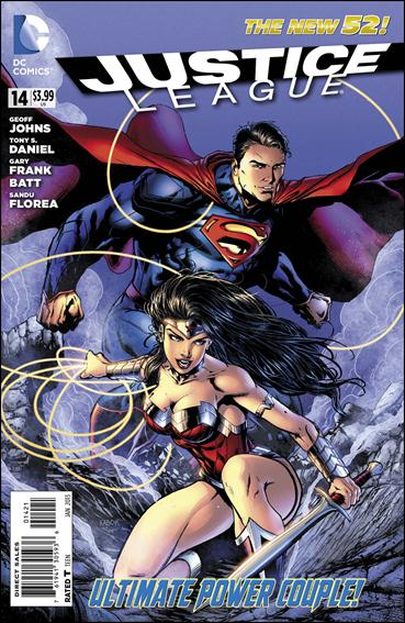Justice League (2nd Series)-14/B (DC/New 52)