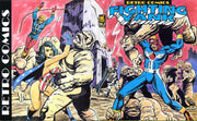 FIGHTING YANK COMICS Lot (AmeriComics)