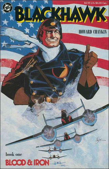 Blackhawk (2nd Series) 01 (Prestige Format)