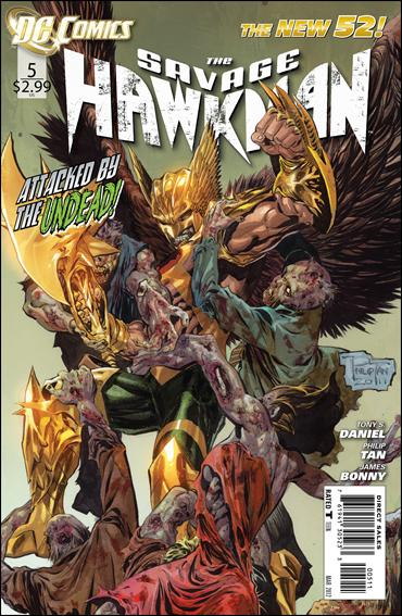 Savage Hawkman The-5 (DC New 52)