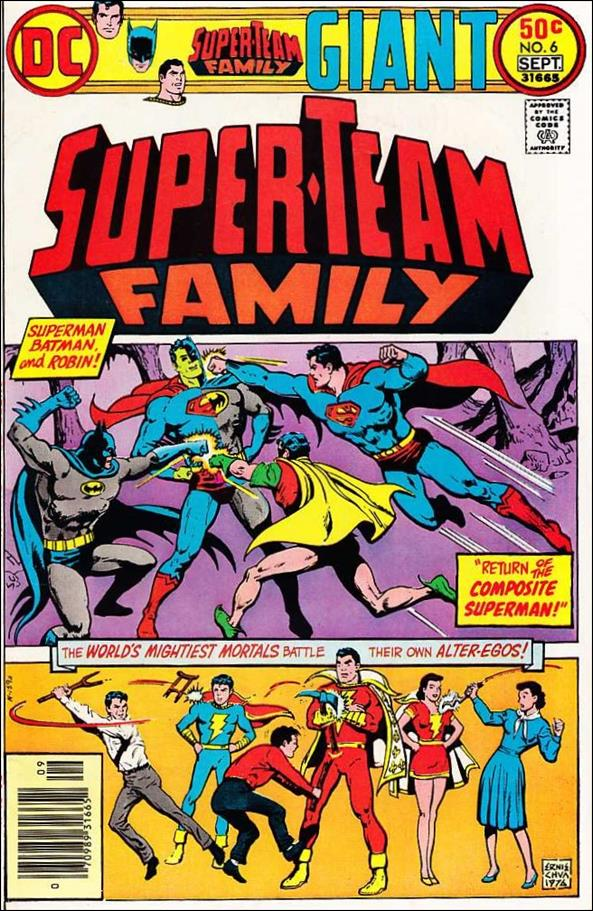 Super-Team Family 06 (1975)*FINE++