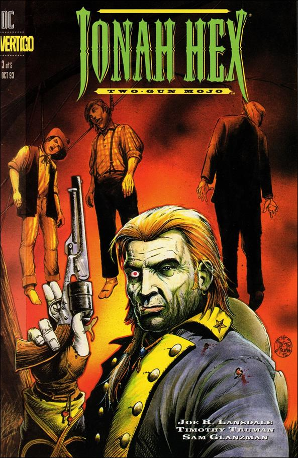 Jonah Hex: Two-Gun Mojo-3