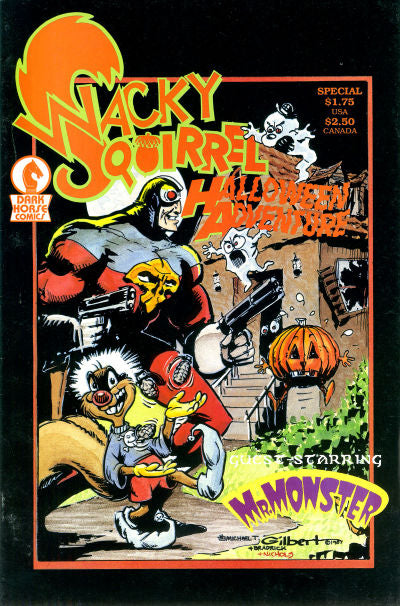 Wacky Squirrel Halloween Adventure Special 01 (1987)