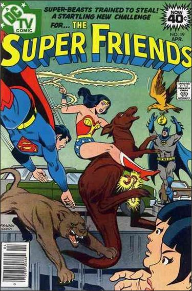 Super Friends 19 (1976 DC 1st Series)*FINE++