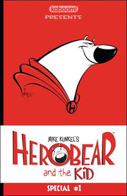 HEROBEAR and the KID Lot (Astonish/2001)