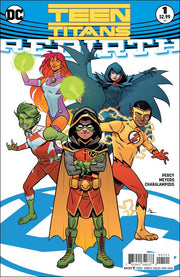 TEEN TITANS Vol.6 Lot (DC/2016 Series)*DC Universe Rebirth