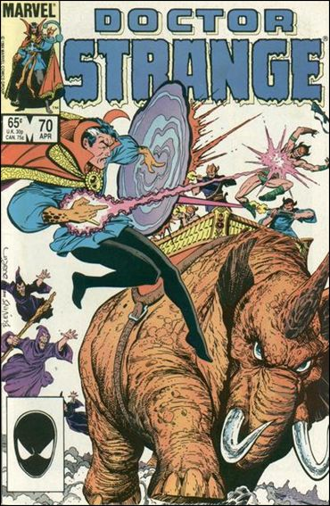 Doctor Strange (2nd Series) 70 (Marvel/1974 Series)*FINE++