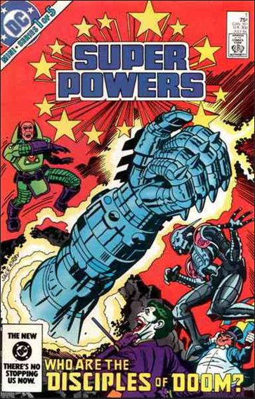 Super Powers 01 (1984 1st Series)