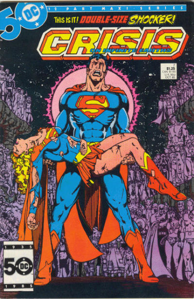 CRISIS on INFINITE EARTHS Lot A (DC/1985)*Full Run!