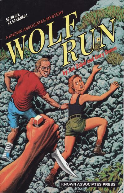 Wolf Run 01 (1995/Known Associates Press)