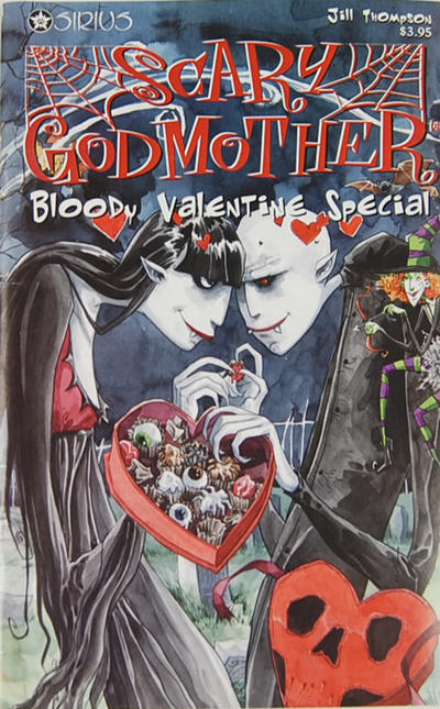 Scary Godmother Bloody Valentine 01 (1998)