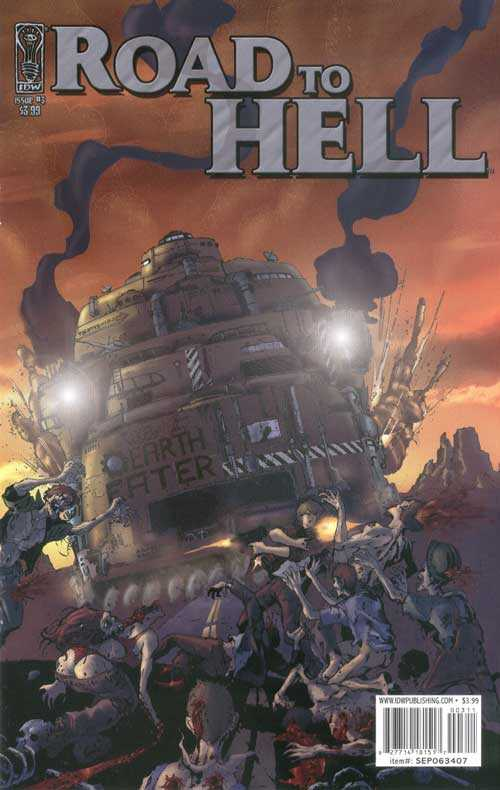 Road to Hell 03 (2006 IDW)