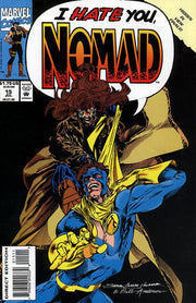 NOMAD Lot (Marvel/1992)