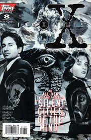 X-FILES Lot (Topps/1995 Series)