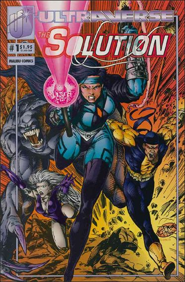 SOLUTION Lot (Ultraverse/1994)