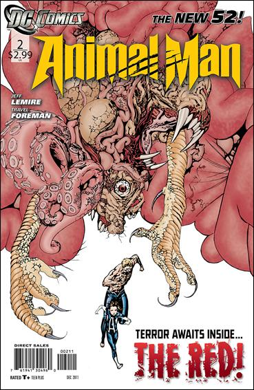Animal Man (2nd Series)-2 (DC/New 52)