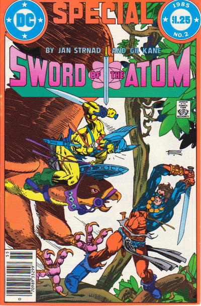 Sword of the Atom Special 02N (1984)*VF