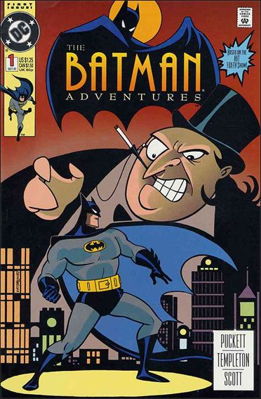 Batman Adventures 01A (1992 1st Series)