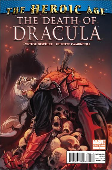 Death of Dracula (2010 Marvel)