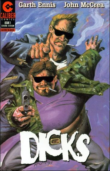 Dicks 01 (1996 1st Series)