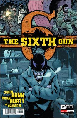 Sixth Gun 26 (2010 Oni Press)