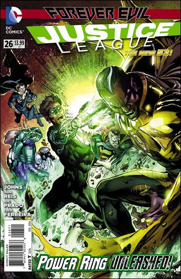 Justice League (2nd Series)-26/A (DC/New 52)