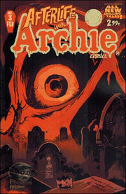 AFTERLIFE WITH ARCHIE Lot #3,4 (Archie/2013)