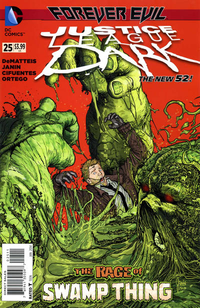 Justice League Dark-25/A