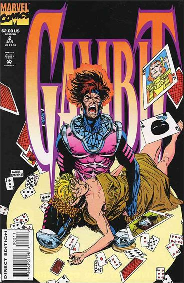 Gambit (1993 Mini-Series) 2