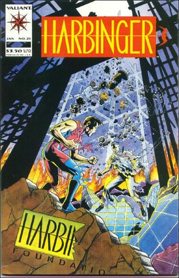 HARBINGER Lot (Valiant/1992)