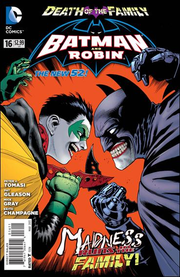 Batman and Robin (2nd Series)-16 (DC/New 52)