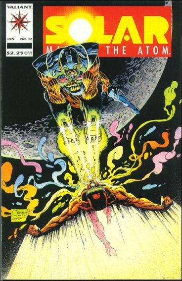 SOLAR Man of the Atom Lot (Valiant/1991)
