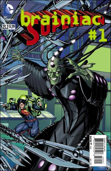 Superman (3rd Series)-23.2/B (DC-NEW 52 Titles)*Standard Edition