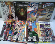 BULK DC TITLES Lot (D) *(50+ Reading Grade Comics!)