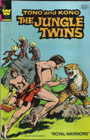 Jungle Twins 18 (1972 Whitman)