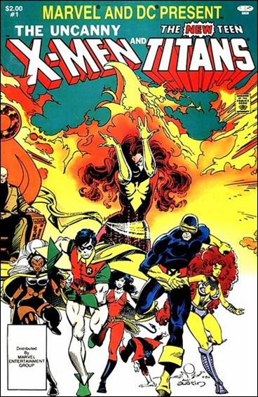 Marvel and DC Present the X-Men and the Teen Titans (1982)