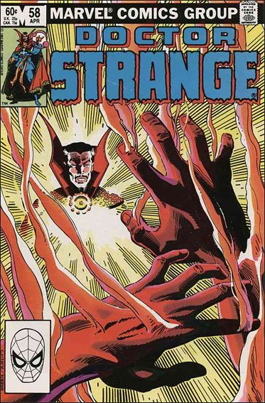 Doctor Strange (2nd Series) 58 (Marvel/1974 Series) FINE++