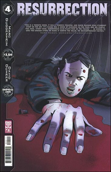 RESURRECTION Set (Oni Press/2007 Series)*Full Run!