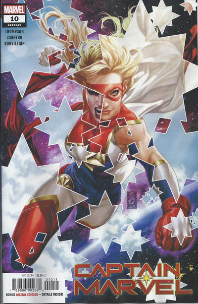 Captain Marvel 10A (2019 11th Series)