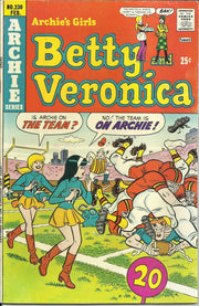 Archie's Girls Betty and Veronica 230 (1951)*FINE++