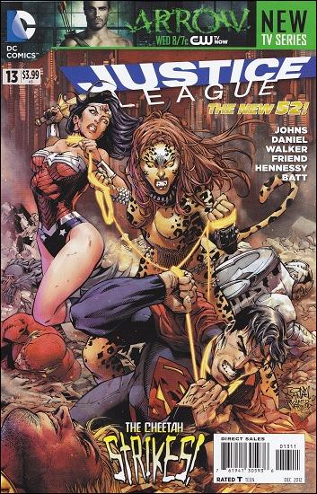 Justice League (2nd Series)-13/A (DC/New 52)